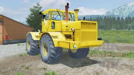 Кировец Ꝁ-701 для Farming Simulator 2013
