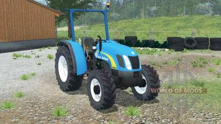 New Holland T40ⴝ0 для Farming Simulator 2013