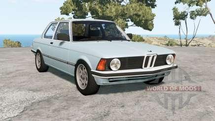 BMW 316 (E21) 1975 для BeamNG Drive