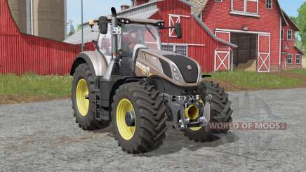 New Holland T7-seᶉies для Farming Simulator 2017