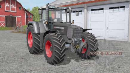 Fendt Favorit 800 Turboshifҭ для Farming Simulator 2017