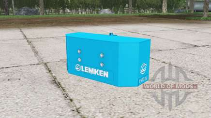 Lemken weight для Farming Simulator 2015