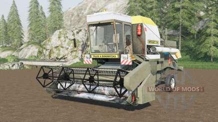 Fortschritt E 51Ꜭ для Farming Simulator 2017
