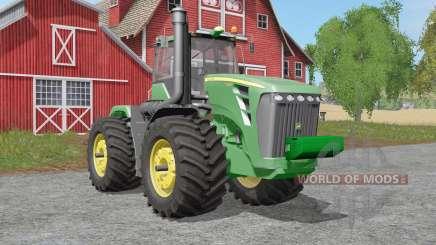 John Deere 96ვ0 для Farming Simulator 2017