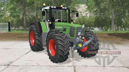 Fendt Favorit 824 Turboshifƭ для Farming Simulator 2015