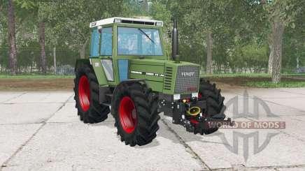 Fendt Farmer 310 LSA Turbomatiꝁ для Farming Simulator 2015