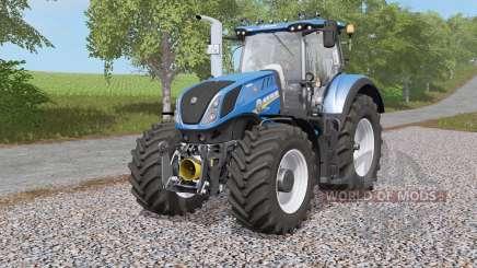 New Holland T7.290 & T7.ӡ15 для Farming Simulator 2017
