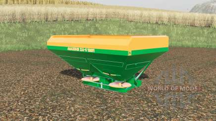 Amazone ZA-U для Farming Simulator 2017