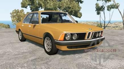 BMW 733i (E23) 1979 v1.18 для BeamNG Drive