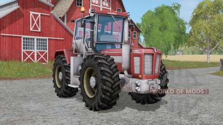 Schluter Super-Trac 2500 VⱠ для Farming Simulator 2017