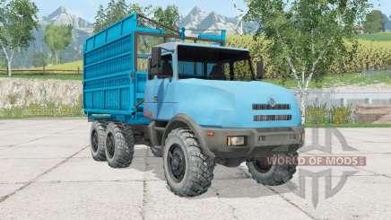 Урал-44202-0321-59 самосвал для Farming Simulator 2015