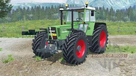 Fendt Favorit 615 LSA Turbomatiꝁ для Farming Simulator 2013