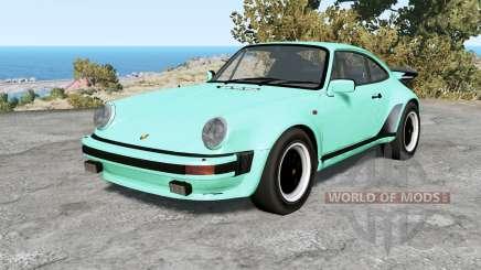 Porsche 911 Turbo 3.0 (930) 1976 для BeamNG Drive