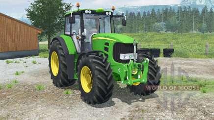 John Deere 7530 Premiuꬺ для Farming Simulator 2013