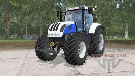 Steyr 6230 CVҬ для Farming Simulator 2015