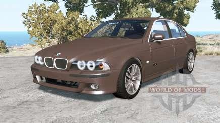 BMW M5 (E39) 2001 v1.18 для BeamNG Drive