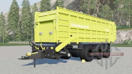 Schuitemaker Rapide 8400W color selectable для Farming Simulator 2017