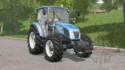 New Holland T4-serieᵴ для Farming Simulator 2017