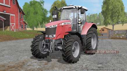 Massey Ferguson 6600-serieᵴ для Farming Simulator 2017