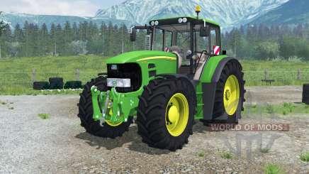 John Deere 7530 Premiuᴍ для Farming Simulator 2013
