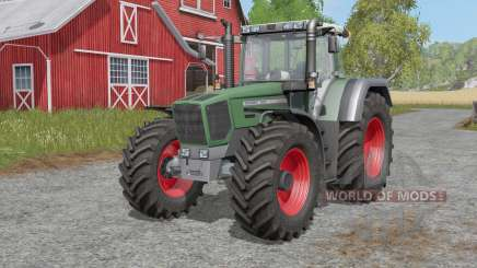 Fendt Favorit 800 Turboshifȶ для Farming Simulator 2017