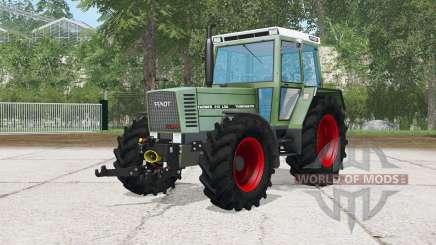 Fendt Farmer 310 LSA Turbomatiꝅ для Farming Simulator 2015