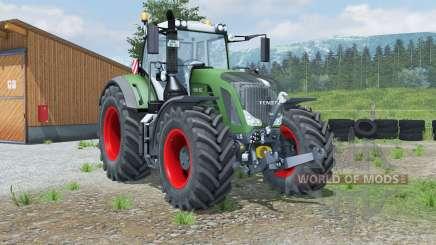 Fendt 933 Variꝍ для Farming Simulator 2013