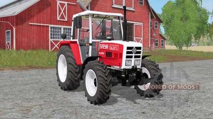 Steyr 8080A & 8090A Turbɵ для Farming Simulator 2017