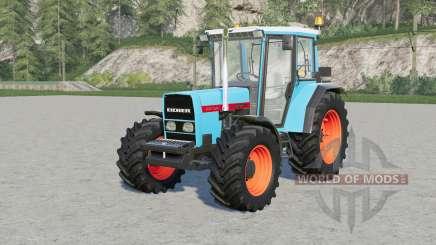 Eicher 2070 Turbø для Farming Simulator 2017