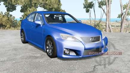 Lexus IS F (XE20) 2008 для BeamNG Drive