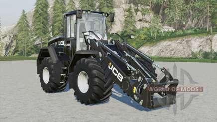 JCB 4ろ5 S для Farming Simulator 2017