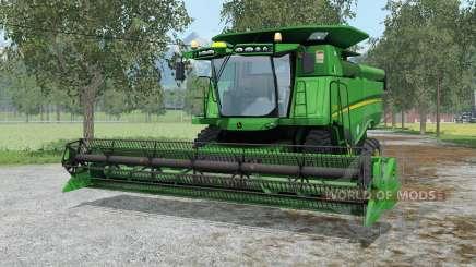 John Deere Ꞩ660 для Farming Simulator 2015