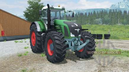 Fendt 936 Variꙩ для Farming Simulator 2013