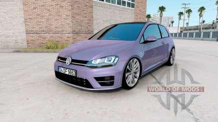 Volkswagen Golf R-Line (Typ 5G) 201ろ для American Truck Simulator