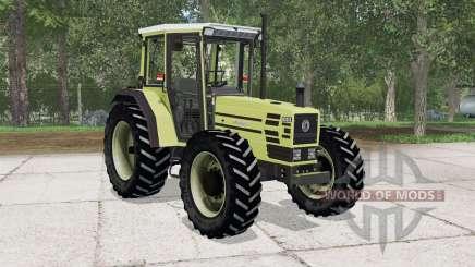 Hurlimann H-5116 для Farming Simulator 2015