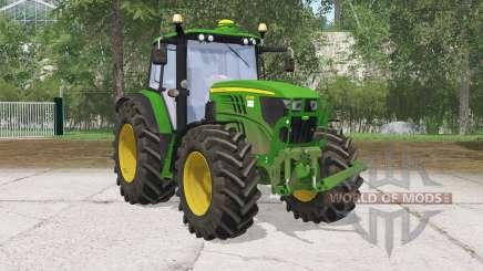 John Deere 6140Ɱ для Farming Simulator 2015