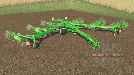 Krone Swadro Ձ000 для Farming Simulator 2017