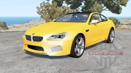 BMW M6 (F13) для BeamNG Drive