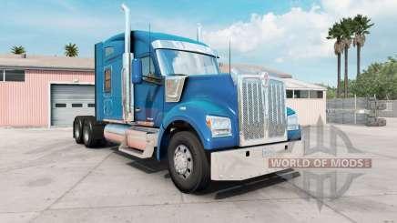 Kenworth W990 v1.2.3 для American Truck Simulator