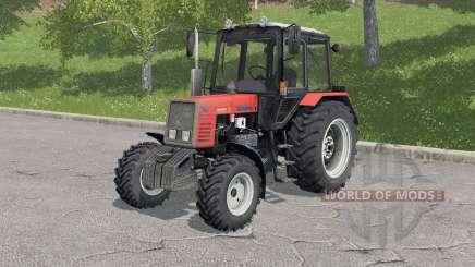 МТЗ-892 Беларуꞔ для Farming Simulator 2017