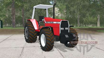 Massey Ferguson 6৪0 для Farming Simulator 2015