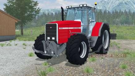 Massey Ferguson ৪110 для Farming Simulator 2013