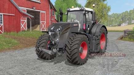 Fendt 1050 Vario Black Beautɣ для Farming Simulator 2017