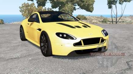 Aston Martin V12 Vantage S 2013 v2.0 для BeamNG Drive