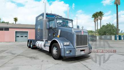 Kenworth T800 v1.9 для American Truck Simulator