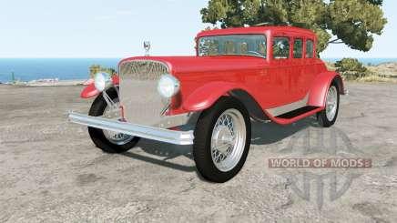 Classic Car v0.92 для BeamNG Drive