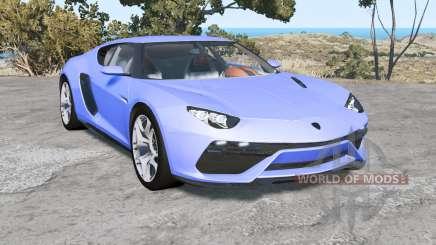 Lamborghini Asterion LPI 910-4 2014 для BeamNG Drive