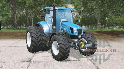 New Holland Ŧ6.175 для Farming Simulator 2015