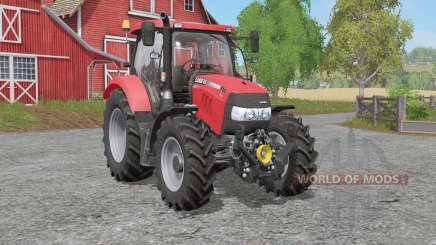 Case IH Maxxum 110 CVӼ для Farming Simulator 2017