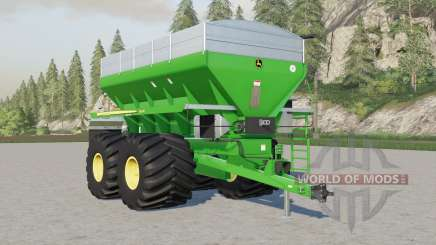 John Deere DN345 & New Leader NL345G4 Edge для Farming Simulator 2017